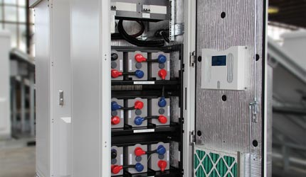 Battery Enclosures, Cabinets & Racks