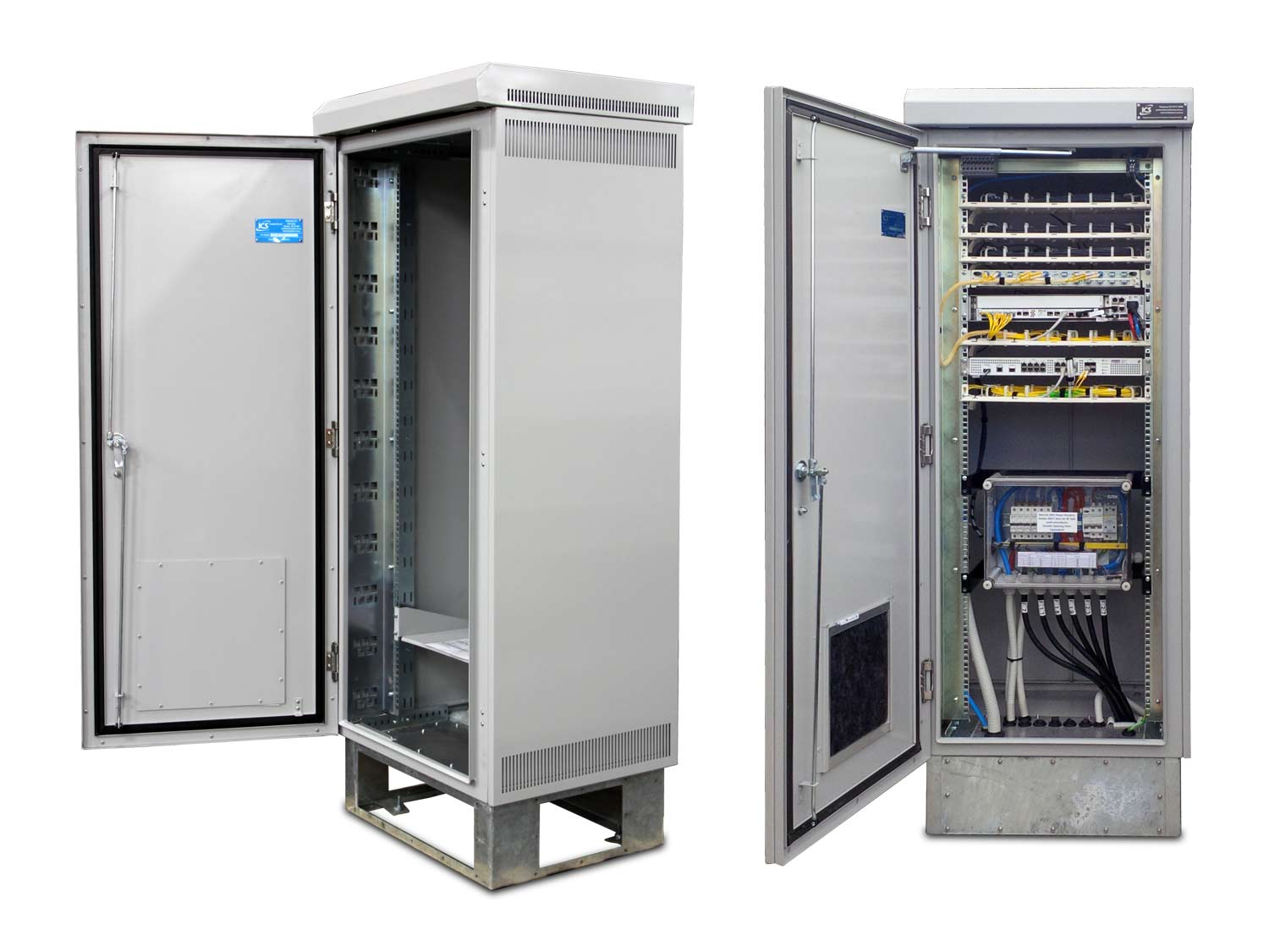 Stand Alone Equipment Cabinets