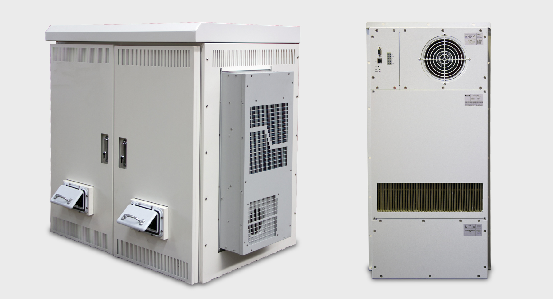 Equipment Cabinet Air Conditioning