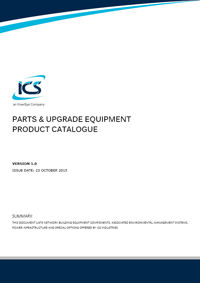 ics parts and upgrade equipment category