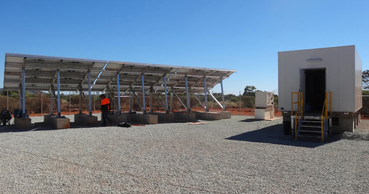 Telstra Solar Passive Building