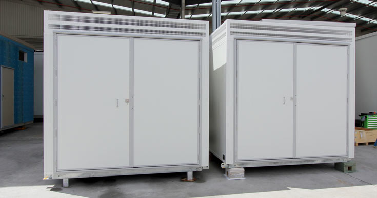 Outdoor Communication Cabinets
